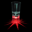 LED Starburst Shooter Glass-LBSH006